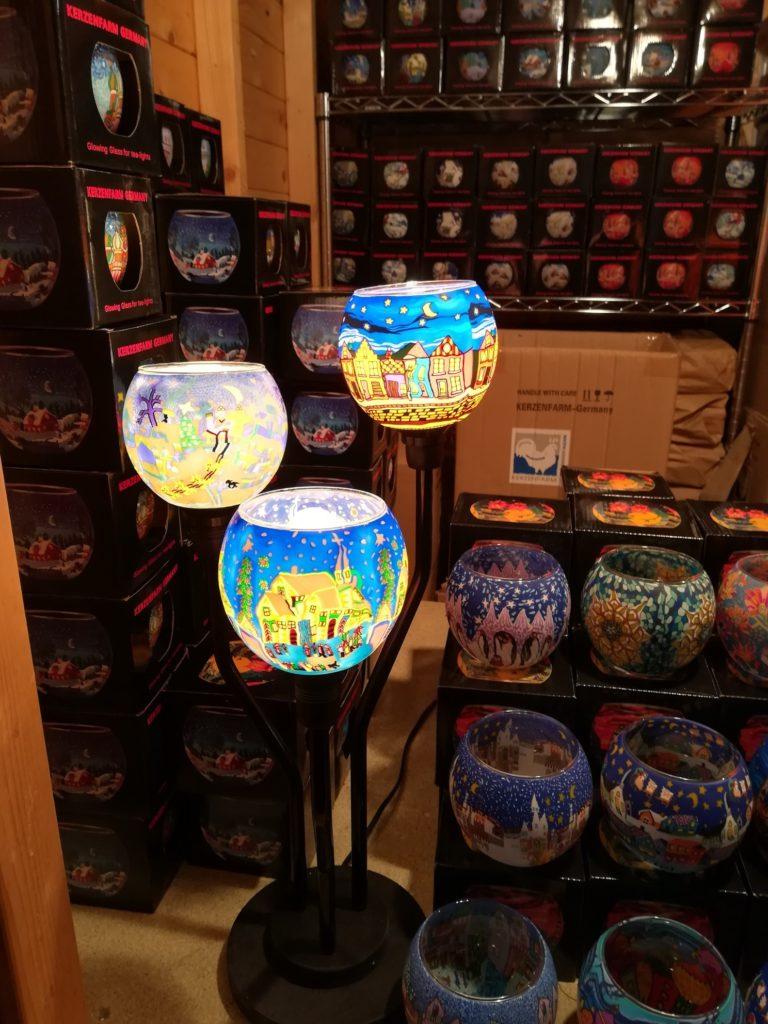 ドイツクリスマスマーケット大阪 キャンドルホルダー