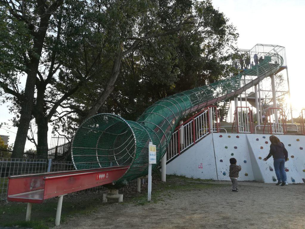 浜寺公園 堺市 遊具