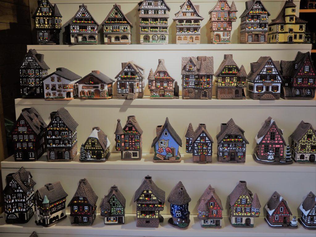 ドイツクリスマスマーケット大阪 陶器の家