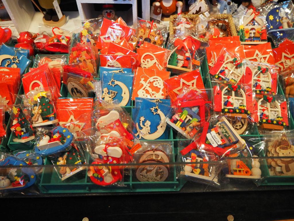 ドイツクリスマスマーケット大阪 オーナメント