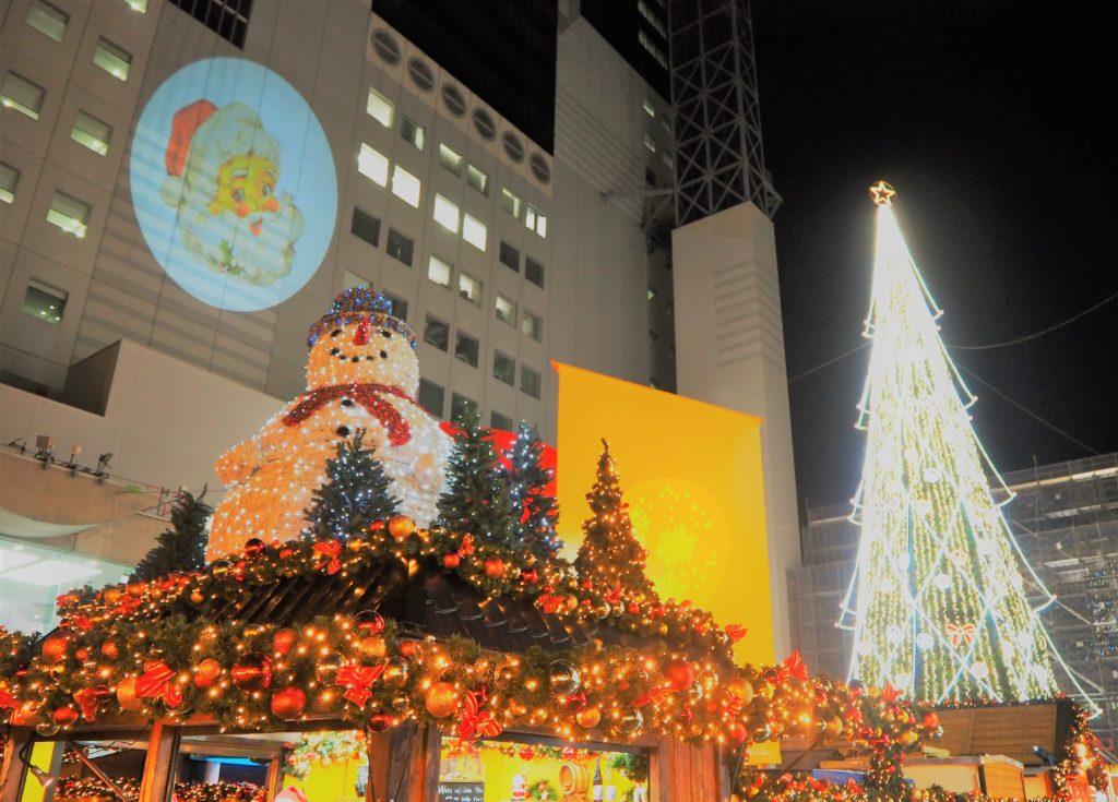 ドイツクリスマスマーケット大阪 ブログ