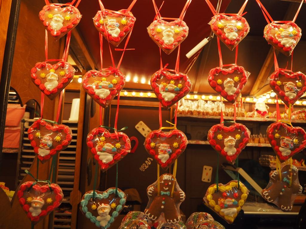 クリスマスマーケット大阪 クッキー