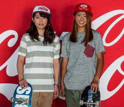 西村碧莉 スケートボード 東京五輪