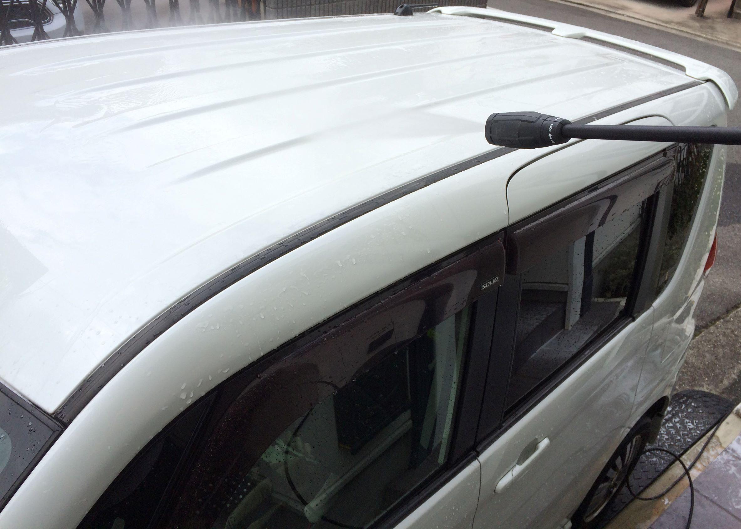 高圧洗浄機 洗車 やり方